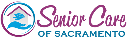 senior care of sacramento logo